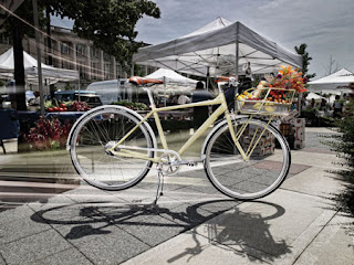 best bikes from vogue magazine. Gary Fisher Simple City 8 W
