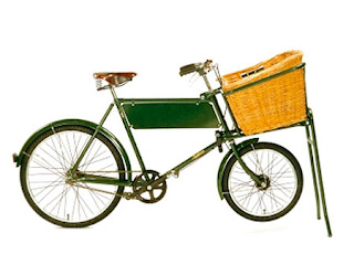 best bikes from vogues magazine. Pashley Delibike