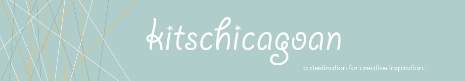 kitschicagoan - a destination for creative inspiration.