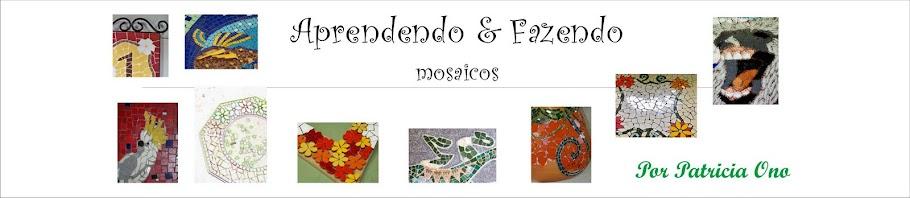 Aprendendo e Fazendo Mosaicos