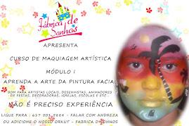 Curso de Maquiagem Artistica