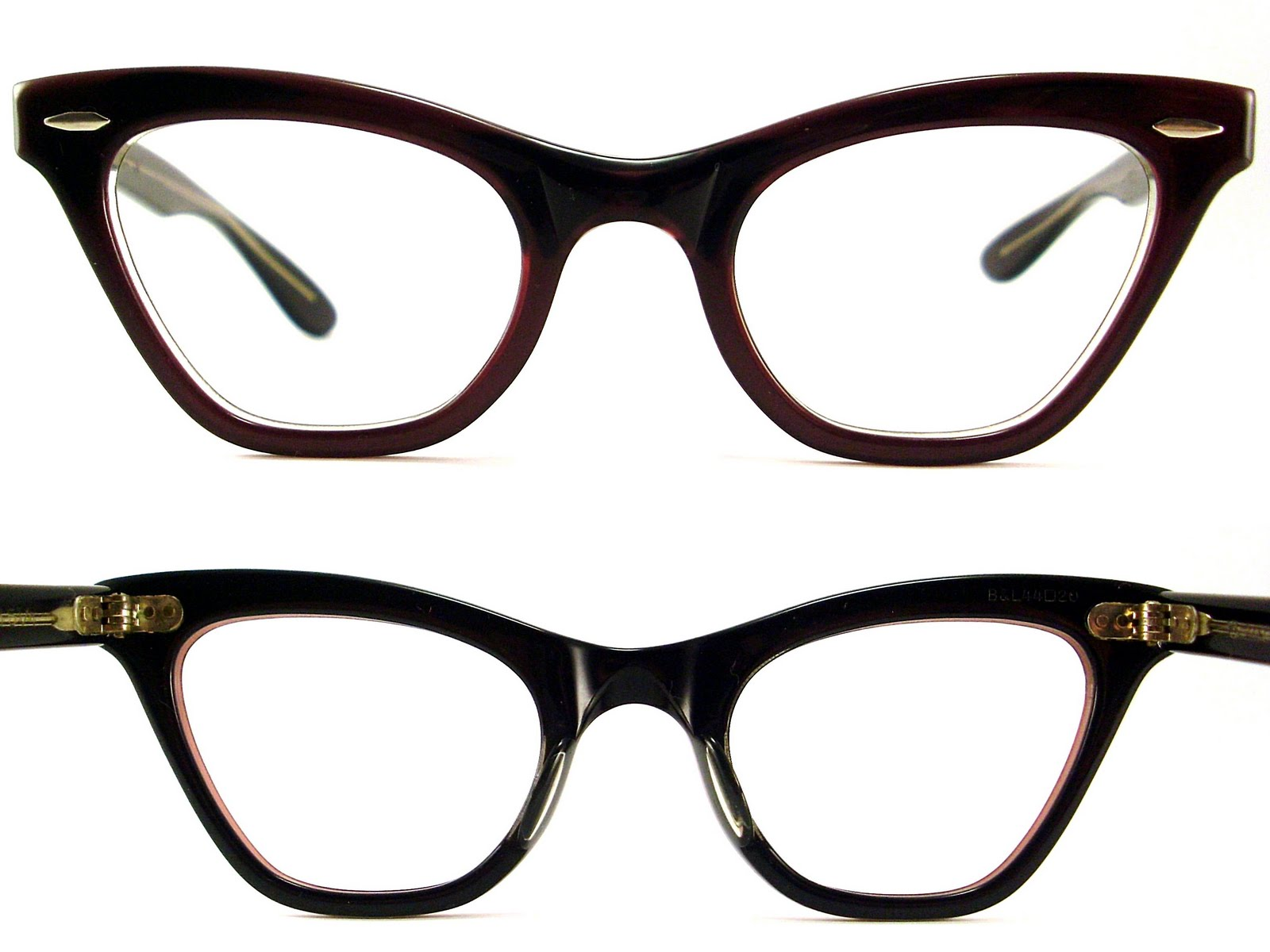 vintage cat eye eyeglasses sunglasses frame glasses