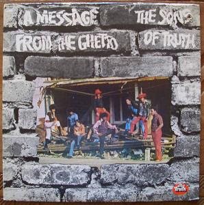 The Sons Of Truth - A Message From The Ghetto (1972)
