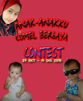 Contest Anak-anakku Comel