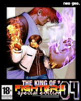 the king of fighters 2004