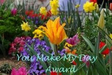"""You Make My Day Award"""