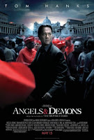 Poster Angels and Deamons 2009