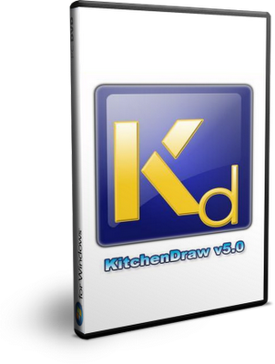 Dise o de muebles y cocinas en 3d kitchendraw v5 0 ml for Programa diseno de cocinas 3d