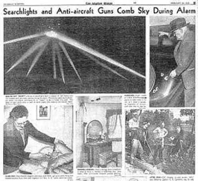 battleofla2 Kronologi Pertempuran Militer Amerika VS UFO Tahun 1942