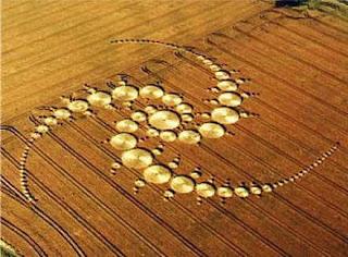 Crop Circle menurut Ahli Fisika Richard Taylor - Pergerakan seni yang paling berorientasi sains dalam sejarah