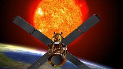 Badai Matahari 2012 yang Mengerikan