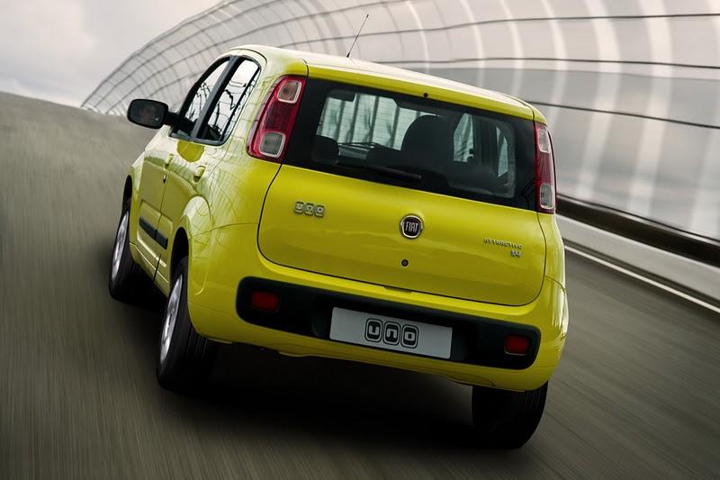 2011 Fiat Uno Reviews Vivid Car