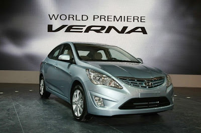 Best Car Modification  2011 New Hyundai Verna Prices Specification