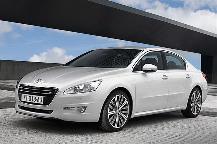 2011 Peugeot 508. Wallpapers of 2011 Peugeot 508