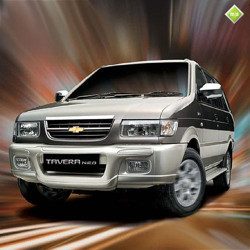 2011 Chevrolet Tavera Neo Wallpapers Stills Images And Pictures
