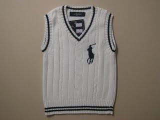 White+polo+vest