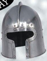 Capacete Idade média