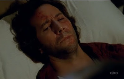 Lost Happily Ever After Desmond Hume Henry Ian Cusick bed screencaps images photos pictures screengrabs captures