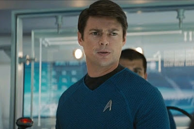 Karl Urban Doctor Leonard Bones McCoy Star Trek bridge screencaps images screengrabs photos pictures stills caps