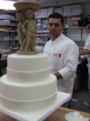 Buddy Valastro Cake Boss birdcage cake pictures photos images screencaps Doves Ducks and Delicacies