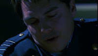 John Barrowman Captain Jack Harkness Ianto Jones Gareth David-Lloyd death dies killed Torchwood Children of Earth Day Four screencaps images photos pictures screengrabs captures virus