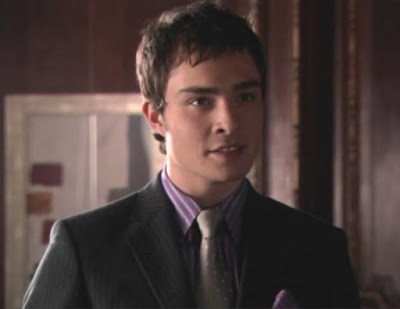 Chuck Bass Ed Westwick Gossip Girl screencaps suit pictures images photos screengrabs captures