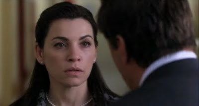 Julianna Margulies Alicia Florrick The Good Wife Pilot screencaps images pictures photos screengrabs captures