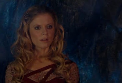 Merlin The Tears of Uther Pendragon screencaps Morgause witch Emilia Fox images photos pictures screengrabs