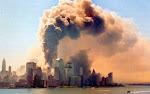 World Trade Centers tvillingskyskrapor kollapsar
