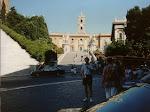 Capitolium i Rom