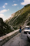 Route de Napoleon från Grenoble till Nice