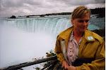 Niagara Falls och Gunvor, NY USA