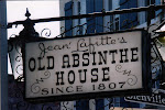 Absint house i New Orleans