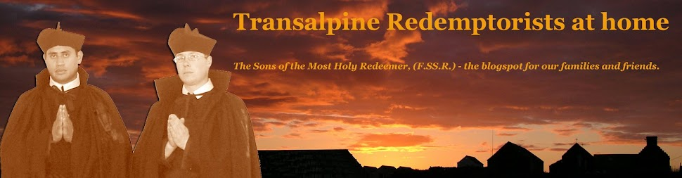 Transalpine Redemptorists at home