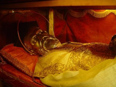 The relics of Saint Philip,
