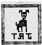 JRT dishcloth pattern