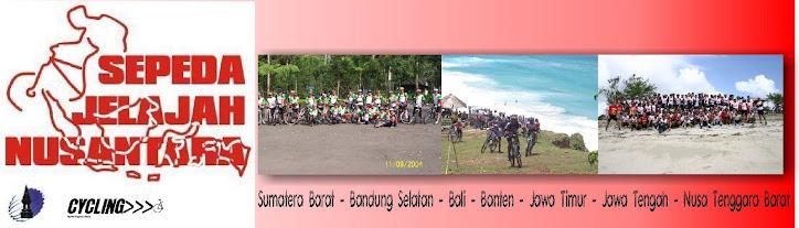 Sepeda Jelajah Nusantara