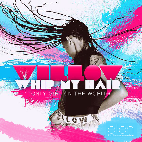 album cover whip my hair
