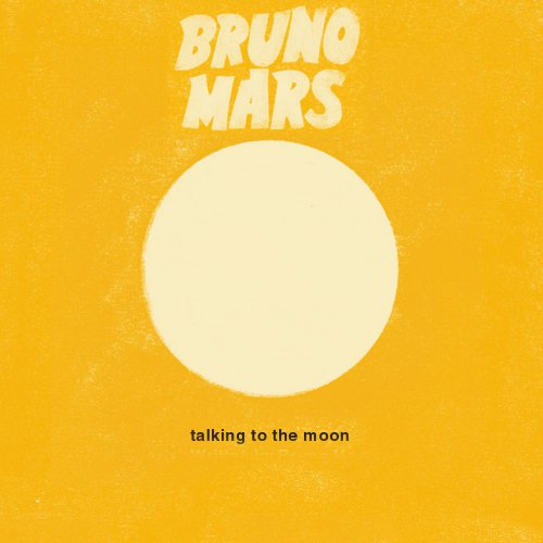 Bruno Mars - Doo-Wops & Hooligans Singles Era (FanMade Single Cover)
