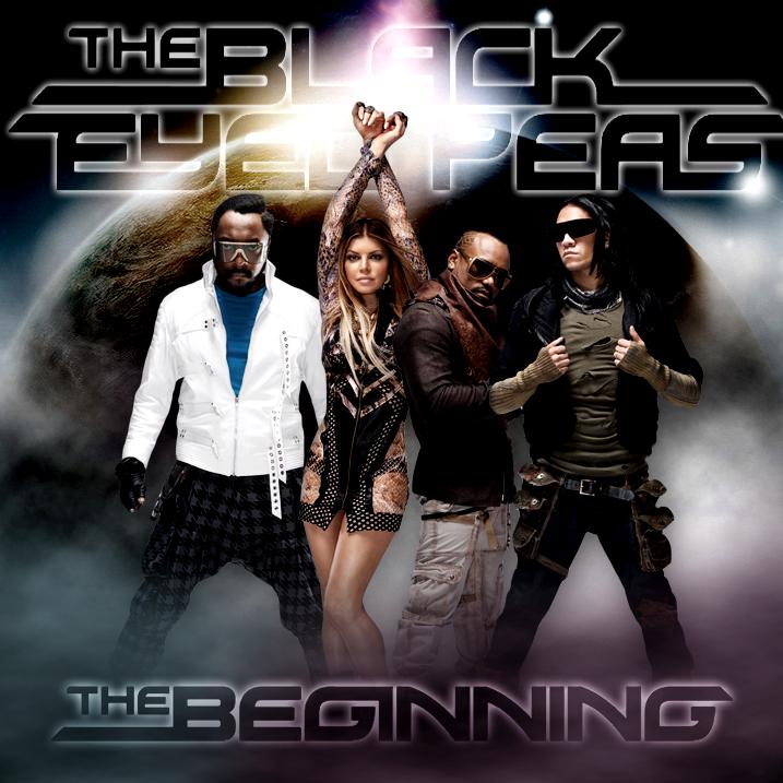 Black Eyed Peas Album Cover The Beginning. Black Eyed Peas The Beginning