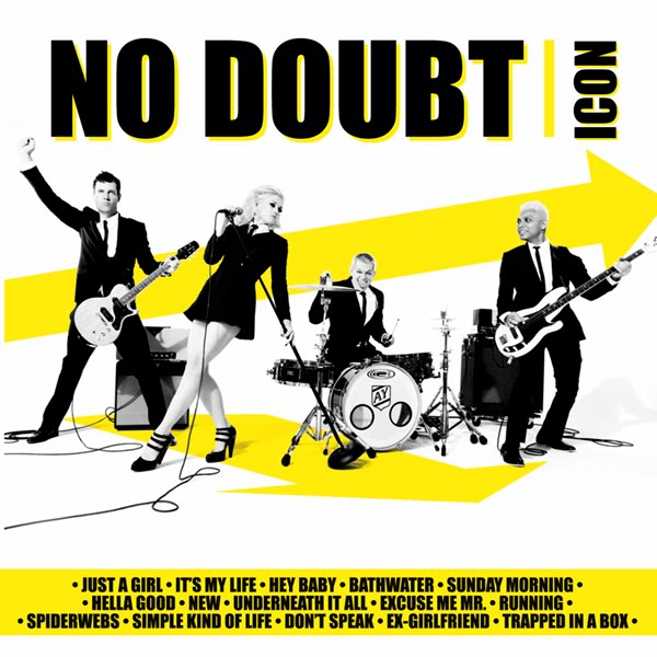 No Doubt - Icon (Official Album Cover). Out December 16