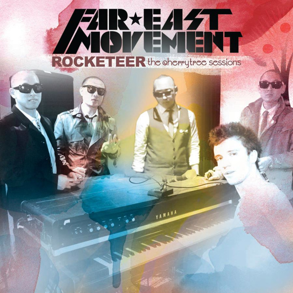 Far East Movement - Rocketeer (Live) (Ft. Frankmusik) (Official Single Cover