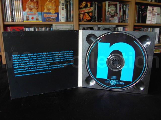 M&J\'s Collection: Nine Inch Nails - Fixed
