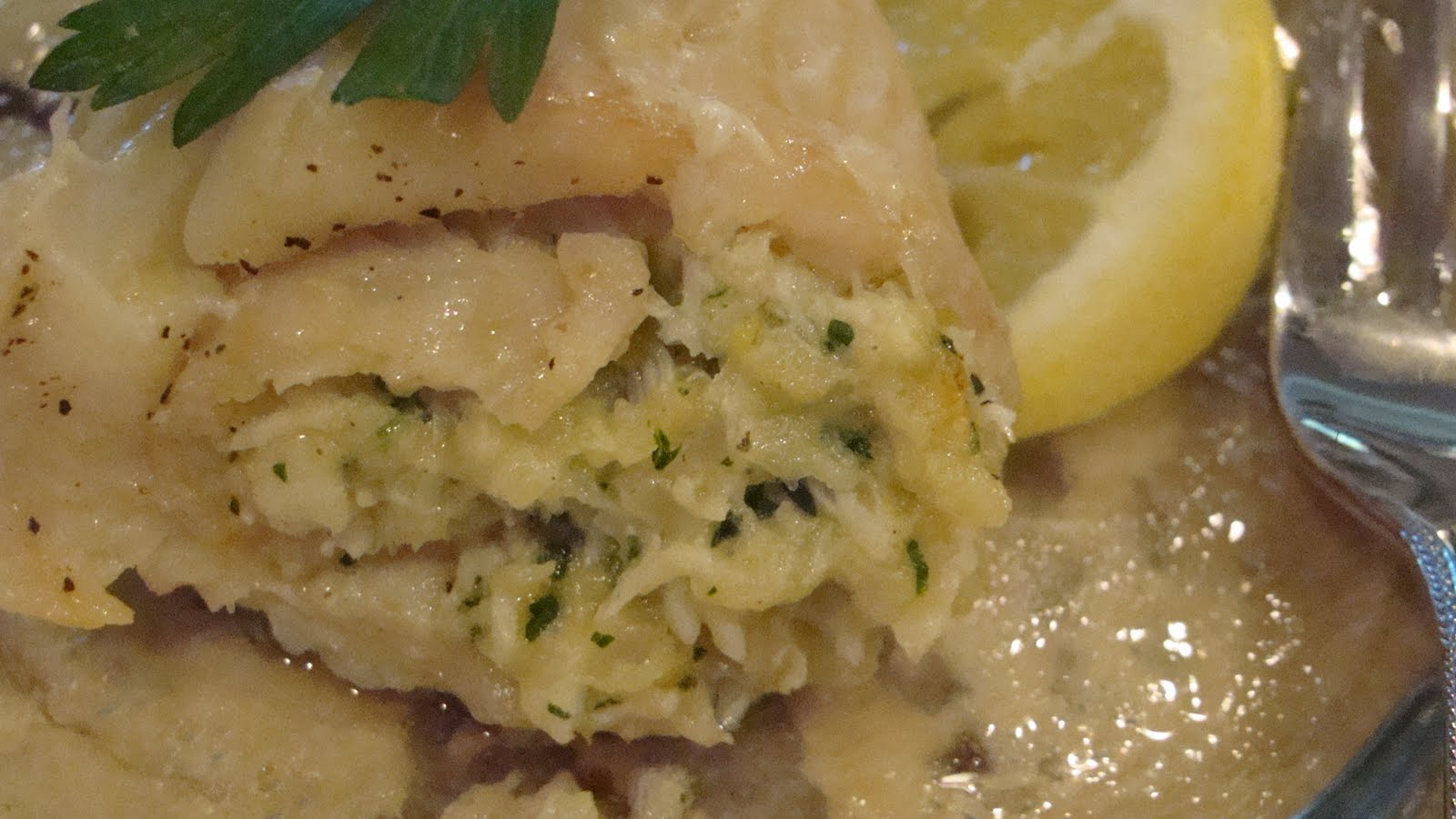 Crab Stuffed Flounder Recipe — Dishmaps