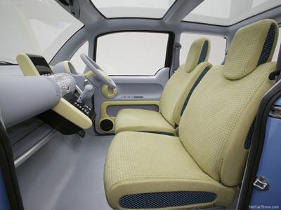 Planet Dcars 2003 Daihatsu Ai Concept