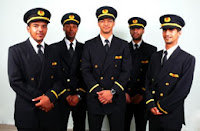 Oman Air pilots