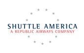 Shuttle America logo