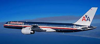 American Airlines B757