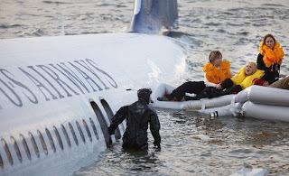US Airways Flight 1549 evacuation
