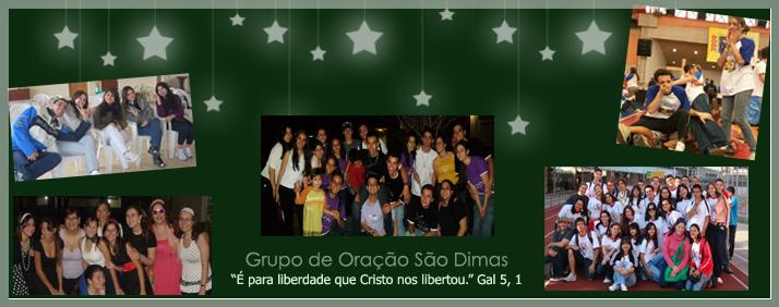 GOSD: Grupo de Oração São Dimas